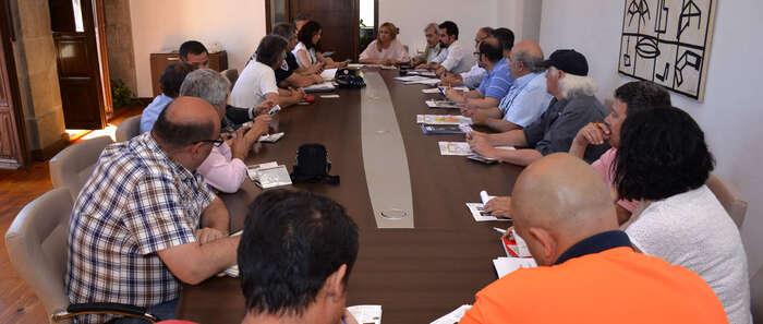 El Ayuntamiento de Toledo coordina con los servicios municipales y las entidades que colaboran en el Corpus la logística de las fiestas