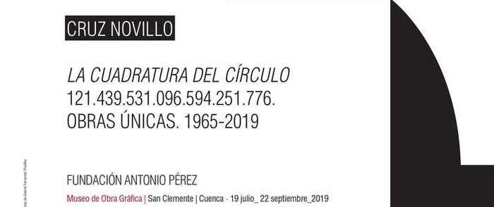 San Clemente realiza una doble exposición dirigida a Pepe Cruz Novillo