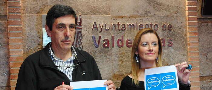 El Consistorio de Valdepeñas se teñirá de azul y amarillo en el Día Mundial de Síndrome de Down
