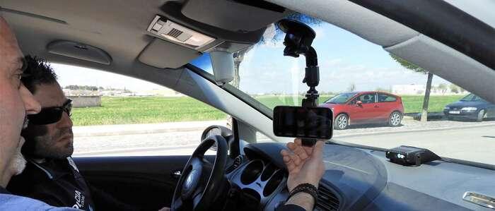 La Policía Local de Manzanares incorpora un nuevo sistema para mejorar la seguridad vial