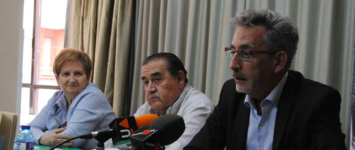 """Prieto, Nieva, Alcaide… """"Valdepeñas ha tenido overbooking de personalidades"""""""