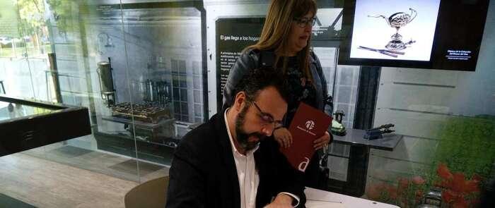 Guadalajara acoge el Energytruck, la exposición itinerante sobre energía de la Fundación Gas Natural Fenosa