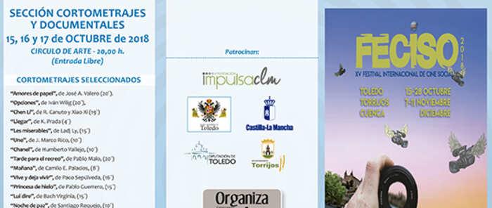 Los cortometrajes invaden el Festival Internacional de Cine Social de Castilla La Mancha (FECISO)