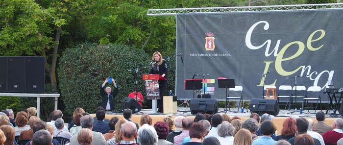 Unas 7.000 personas han participado en las actividades de la Feria del Libro 'Cuenca Lee' 2017