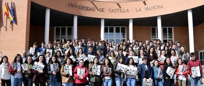 Más de 7.300 preuniversitarios han visitado los distintos campus de la UCLM