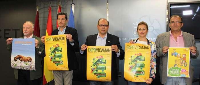 La XXXVII Feria Agrícola y Ganadera de Castilla-La Mancha 'Expovicaman' contará con 136 expositores directos en el recinto del IFAB