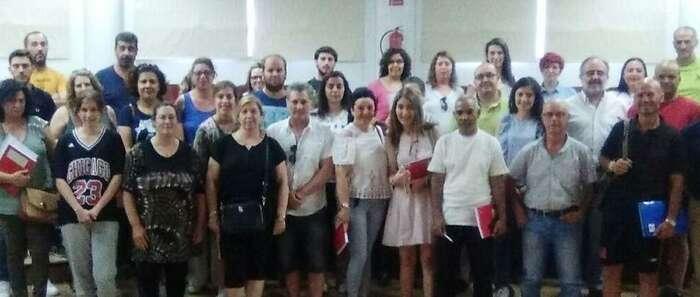 Cincuenta trabajadoras y trabajadores de Ciudad Real adquieren con CCOO formación básica en prevención de riesgos laborales