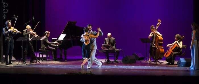 El tango será el protagonista del tercer concierto del Festival 'Músicas del Mundo'