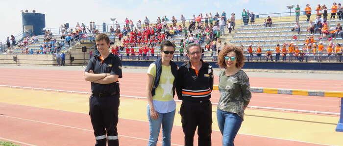 Comienzan las Olimpiadas Escolares para alumnado de Primaria