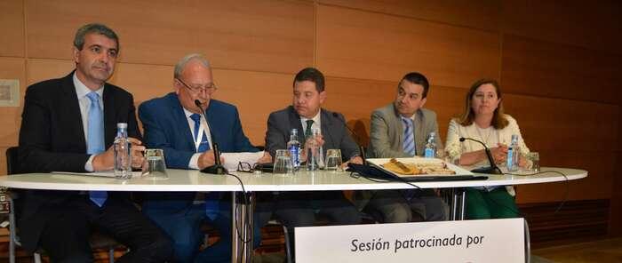 Álvaro Gutiérrez destaca que la provincia de Toledo es la primera en producción europea en jamón curado