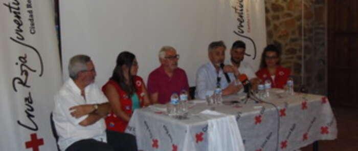 Comienza la XXVII Escuela de Verano 'Henry Dunant' de Cruz Roja Juventud en Castilla-La Mancha