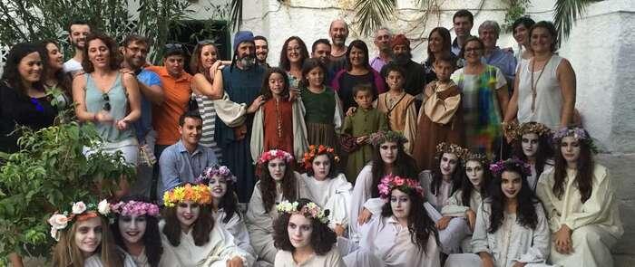 La Diputación de Toledo aporta 9.000 euros a la celebración del XX Festival Celestina en la Puebla de Montalbán