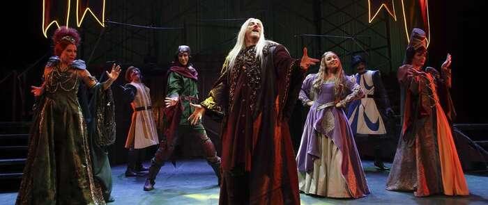 El musical 'Merlín' y danza hipermedia, en septiembre en el Gran Teatro en Manzanares