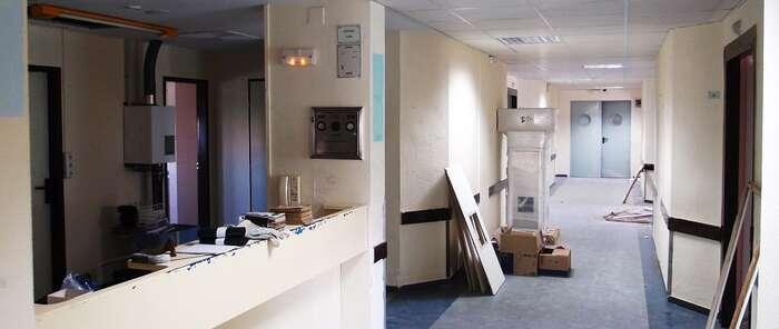 El Servicio de Salud de Castilla-La Mancha invierte 47.000 euros para   reformar una planta de Medicina Interna del hospital de Puertollano