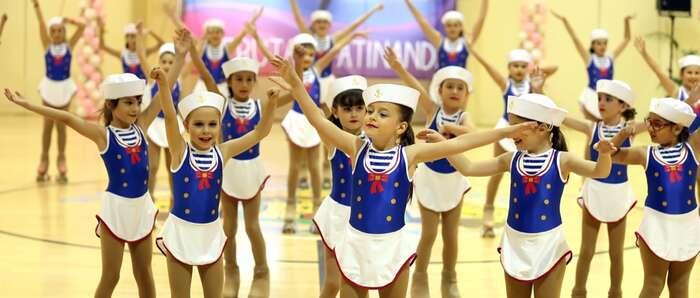 Gran expectación de la Gala Internacional de Patinaje, con más de 1.200 espectadores
