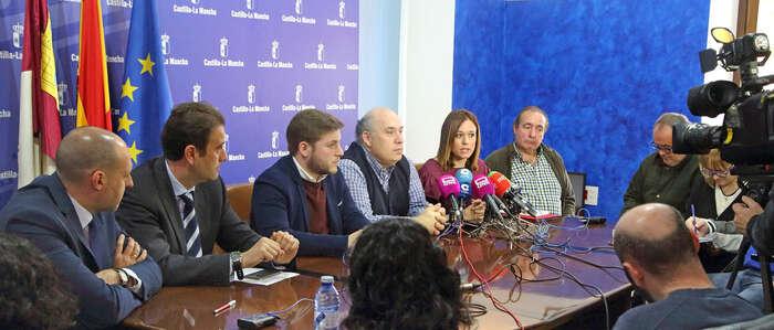 El Gobierno regional asegura que de prosperar las enmiendas sobre la Fundación Impulsa no se podrá celebrar la exposición de cerámica de Talavera
