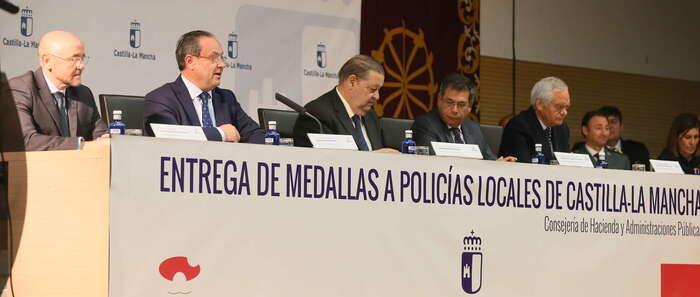 El Gobierno regional apoya y trabaja por la incorporación de la mujer a los cuerpos de Policía Local y a todos los ámbitos de la sociedad