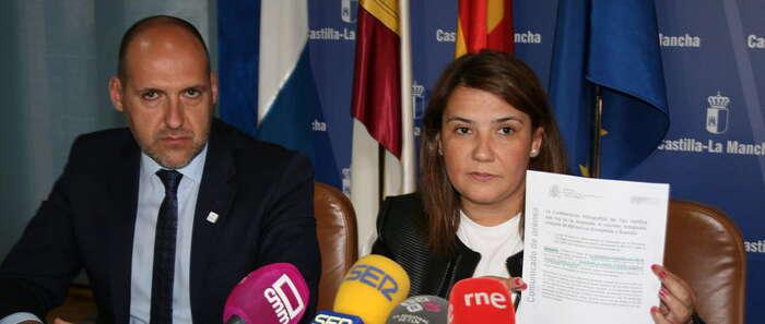 El Gobierno regional recalca que a partir de marzo de 2014 cualquier trasvase por debajo de 400 hectómetros cúbicos ha sido ilegal