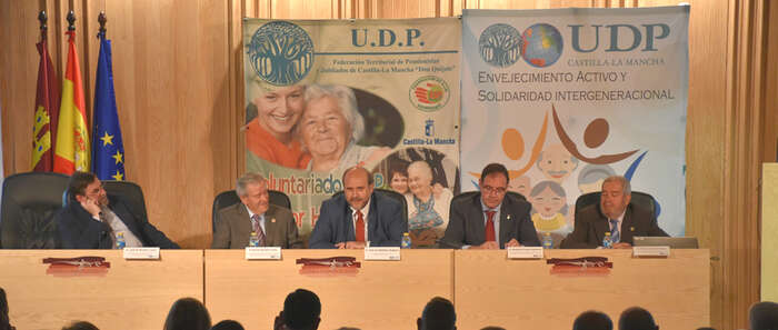 El Gobierno de Castilla-La Manchaha incremento un 20 por ciento el Presupuesto destinado a las federaciones de mayores esta Legislatura