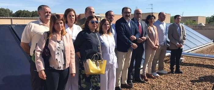 El Gobierno de Castilla-La Mancha destina  284.000 euros a actuaciones de mejora de la eficiencia energética en el Hospital de Manzanares