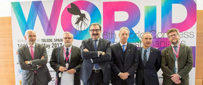 El Gobierno de Castilla-La Mancha trabaja junto al Centro Nacional de Microbiología contra las enfermedades emergentes