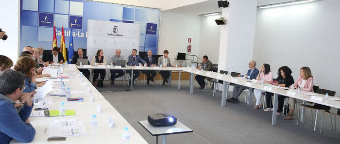El Comité de Seguimiento del Pacto por la Recuperación Económica destaca el alto cumplimiento en Agricultura y Medio Ambiente
