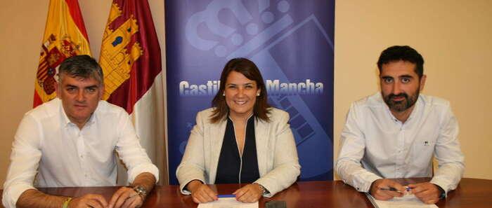 El Gobierno de Castilla-La Mancha incluirá otros 11 municipios de Cuenca en la actualización del Mapa de Suelo Industrial a lo largo de 2017