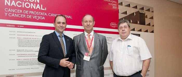 El Gobierno regional destaca el trabajo de los profesionales sanitarios en el diagnóstico y tratamiento de los tumores de la esfera genito-urinaria