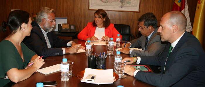 El Gobierno de Castilla-La Mancha apuesta por la finalización del trazado que cerrará la circunvalación sur de Talavera de la Reina