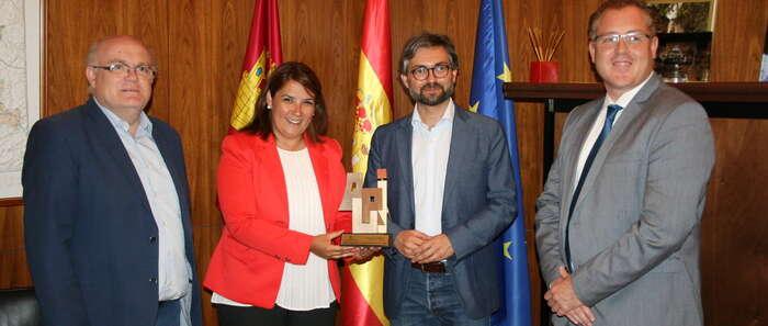 El Gobierno de Castilla-La Mancha reconoce al Ayuntamiento de Alcalá del Júcar con el primer premio en los proyectos 'ARUIs'