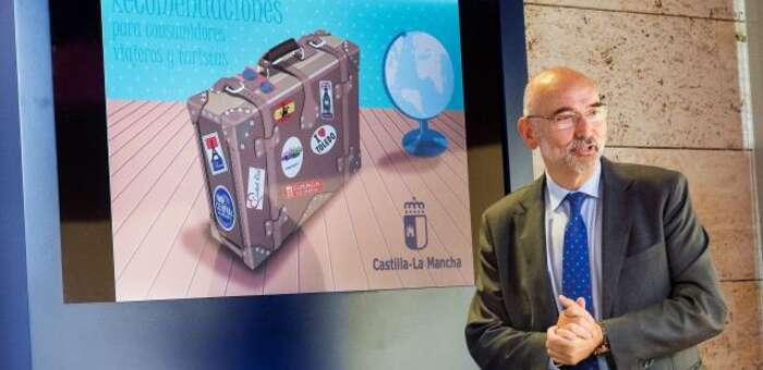Castilla-La Mancha presenta una campaña con recomendaciones para las personas que viajen este verano