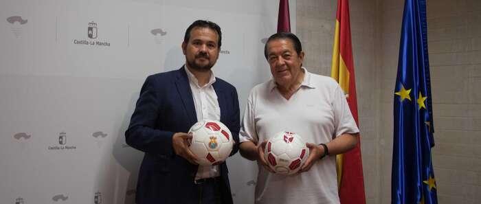 El Gobierno regional impulsa la Copa de Fútbol de Castilla-La Mancha que fomentará la prevención de la violencia en el deporte