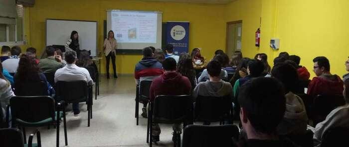 El Gobierno de Castilla La Mancha sensibiliza a los jóvenes sobre las posibilidades de formación que ofrece Europa