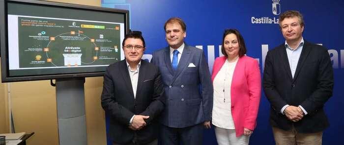 El Gobierno de Castilla-La Mancha instalará más de 200 antenas para desplegar la cobertura 4G en localidades rurales en lo que resta de legislatura