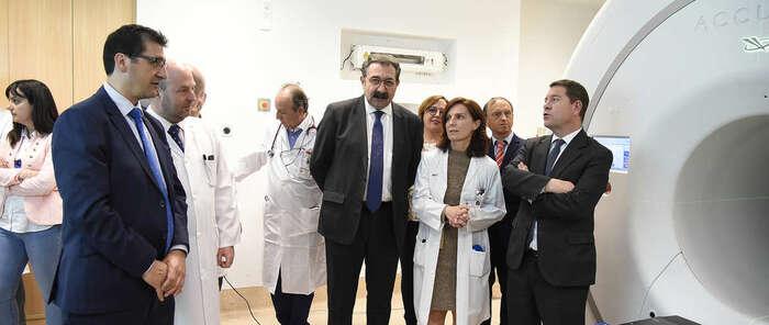 El Gobierno de Castilla-La Mancha dota al Hospital General Universitario de Ciudad Real con nueva tecnología