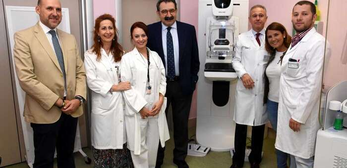 Más de 400 pacientes se han beneficiado del nuevo mamógrafo digital con tomosíntesis del Hospital de Talavera