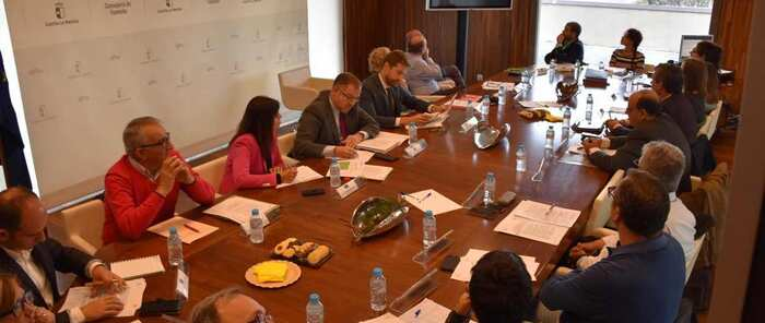 La Comisión Regional de Ordenación del Territorio y Urbanismo analiza y examina las modificaciones de los Planes Generales de Ciudad Real y Valdepeñas