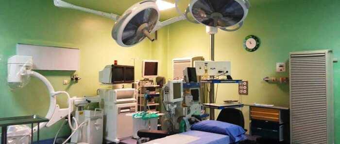 El Gobierno regional renueva la iluminación de los quirófanos del Hospital de Manzanares para favorecer la eficiencia energética