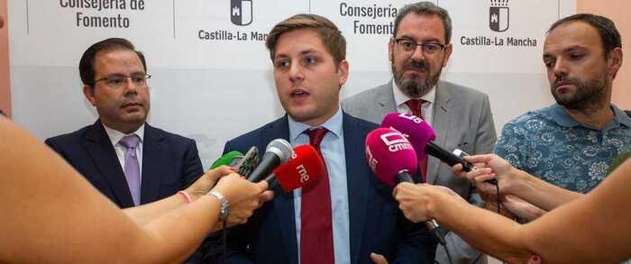 El Gobierno regional concluirá en los próximos meses mejoras en varias carreteras de la Red autonómica en la provincia de Guadalajara