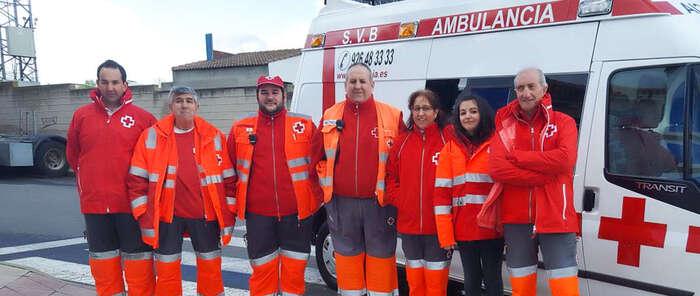 Cruz Roja Almodóvar desplegará un amplio dispositivo sanitario en la XI Feria Comarcal Ganadera 'La Cuerda'