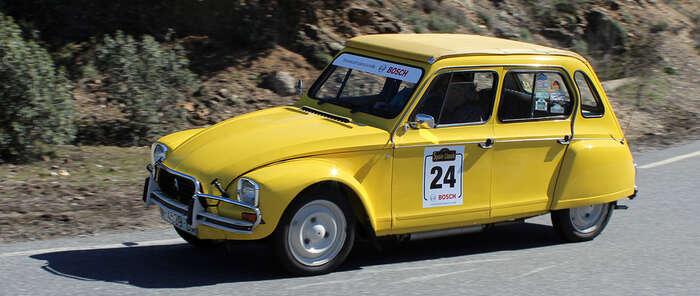 Cuenca acogerá el I Spain Classic Rally