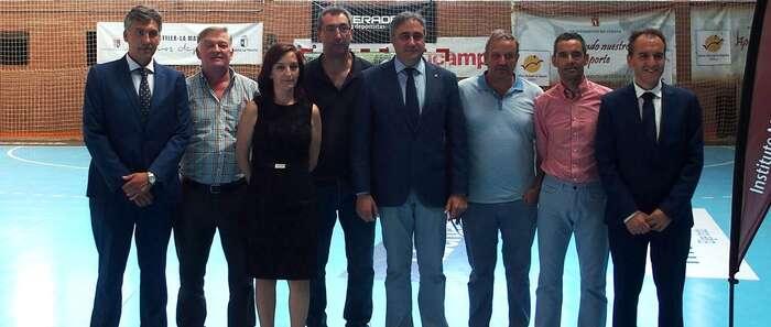 El Sargal luce nuevo videomarcador gracias a la colaboración del Ayuntamiento de Cuenca y Liberbank