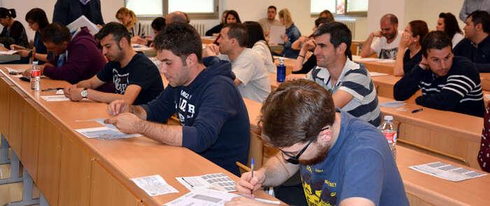 La UCLM celebra hoy y mañana las pruebas de acceso para mayores de 25 y 45 años con 565 matriculados