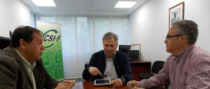 Retamosa pide a Cañizares altura de miras y búsqueda de acuerdos para aprobar los Presupuestos regionales