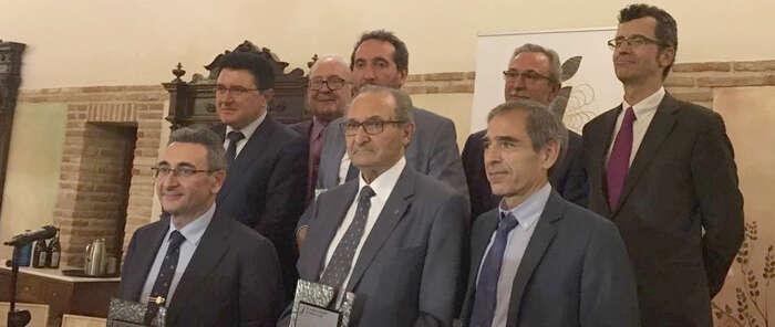 El equipo de Gobierno participa en la entrega de premios del IX Congreso Mundial del Jamón Curado que hoy se clausura
