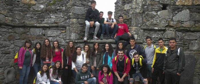 Start Up English, la aventura para jóvenes en Irlanda de Globalcaja HXXII, calienta motores