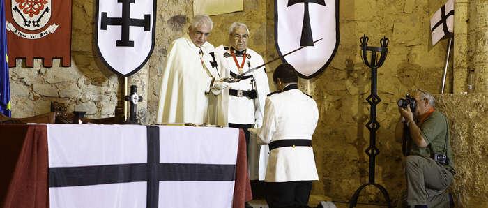 Importantes organizaciones herederas de las órdenes medievales asistirán este sábado, en Aldea del Rey, a los nuevos nombramientos de Caballero y Damas
