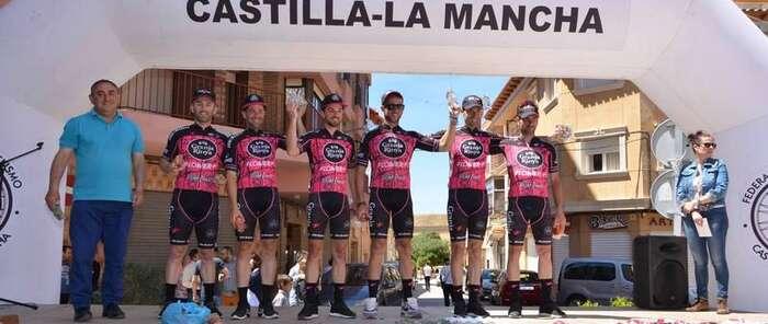 Francisco Parejo se lleva al sprint el Trofeo San Isidro de Villamalea, Campeonato Máster de Castilla-La Mancha