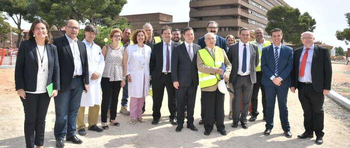 El Gobierno regional ultima el Plan Funcional del Complejo Hospitalario Universitario de Albacete para licitar las siguientes fases de la obra