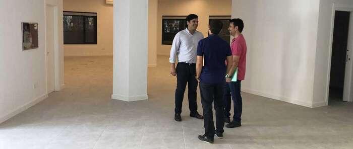 Bolaños concluye la obra del nuevo Centro Multifuncional que albergará la nueva Escuela de Música y el Centro de Ocio y Juventud